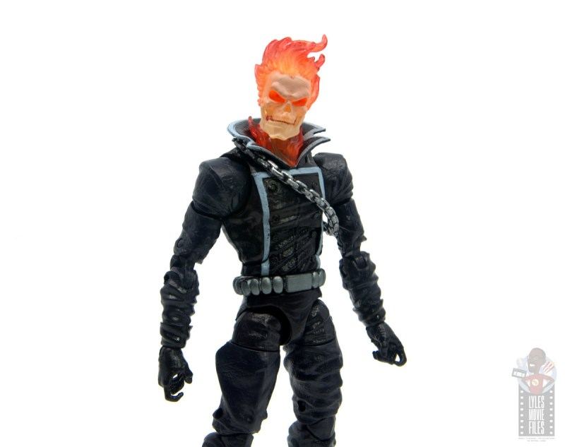 marvel legends ghost rider figure review -ready for battle