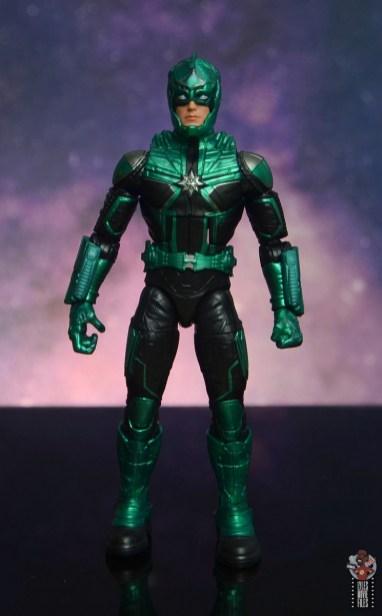 marvel legends yon-rogg figure review - front