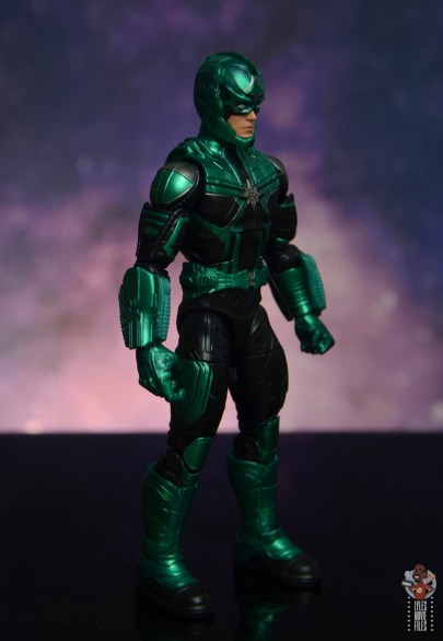 marvel legends yon-rogg figure review - right side