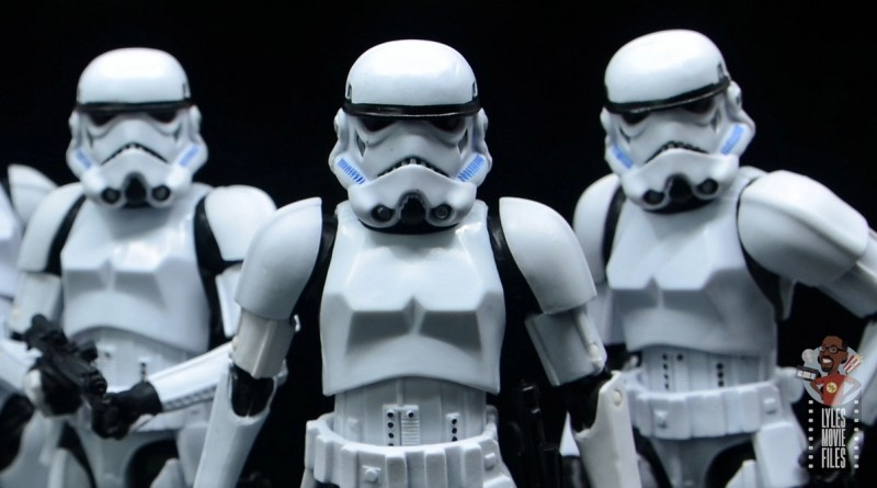 star wars the black series stormtrooper figure review - main pic