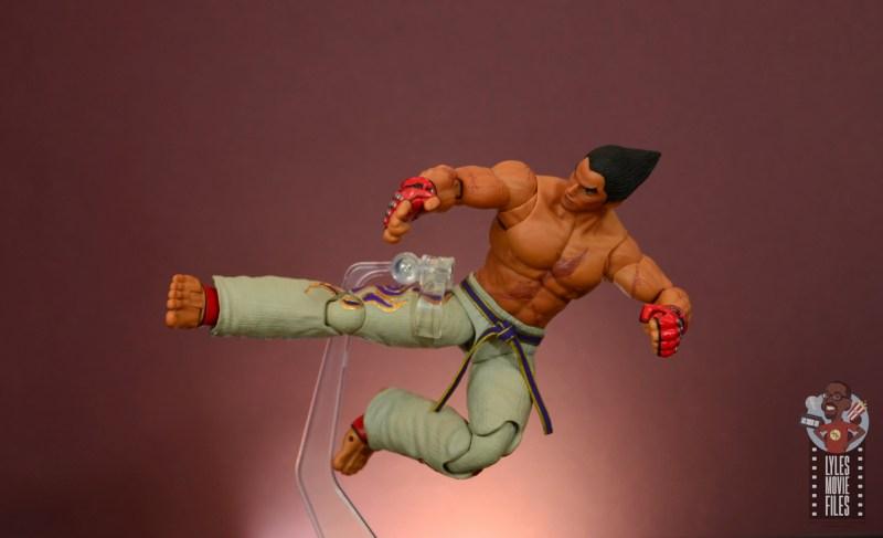 storm collectibles tekken 7 kazuya figure review - jump kick