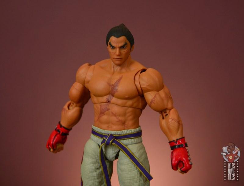 storm collectibles tekken 7 kazuya figure review - wide pic