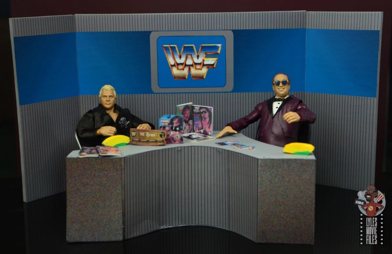 wwe elite 72 gorilla monsoon figure review - at prime time wrestling with bobby heenan