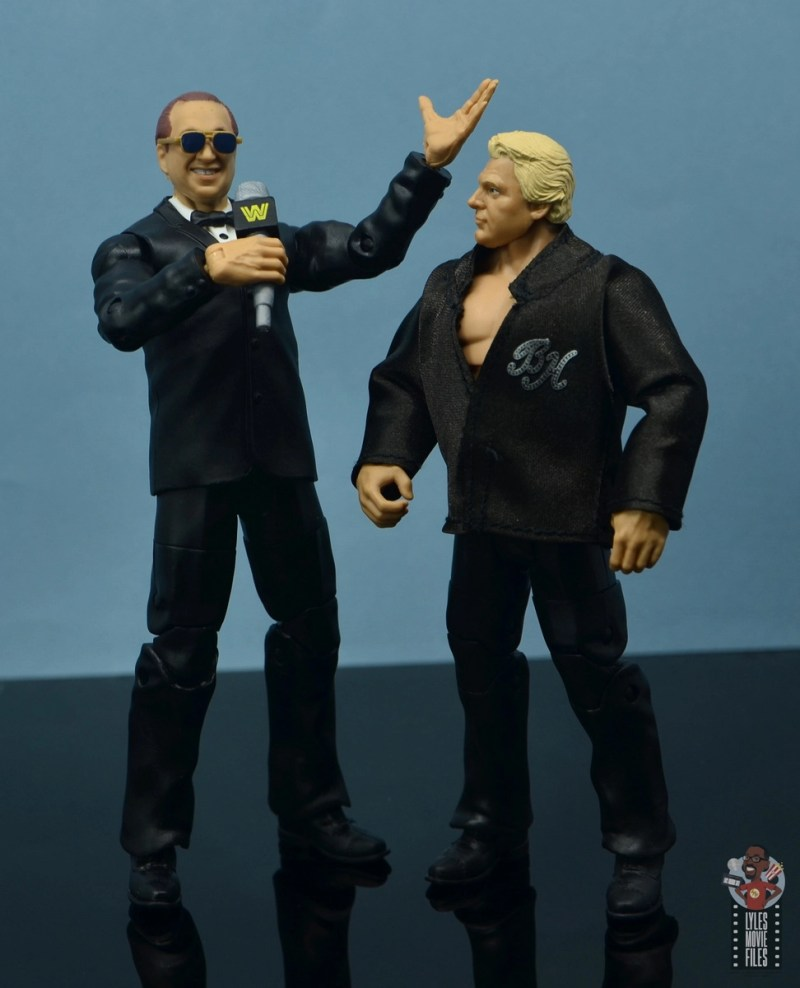 wwe elite 72 gorilla monsoon figure review - with the brain