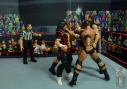 wwe wrestlemania 34 elite mick foley figure review - ganging up on the big show