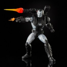 MARVEL LEGENDS SERIES 6-INCH DELUXE MARVEL'S WAR MACHINE Figure - oop (2)