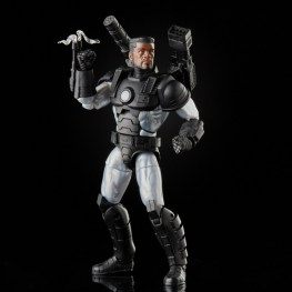 MARVEL LEGENDS SERIES 6-INCH DELUXE MARVEL'S WAR MACHINE Figure - oop (4)