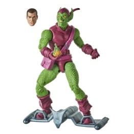 MARVEL LEGENDS SERIES 6-INCH GREEN GOBLIN RETRO COLLECTION Figure - oop