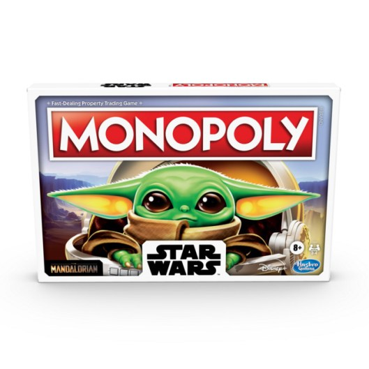 MONOPOLY STAR WARS THE CHILD EDITION - in pck (2)