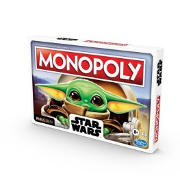 MONOPOLY STAR WARS THE CHILD EDITION - in pck (3)