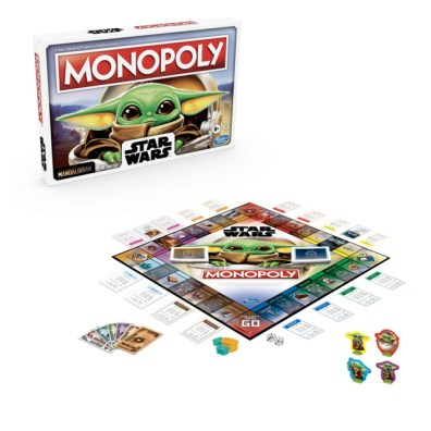 MONOPOLY STAR WARS THE CHILD EDITION - oop (2)