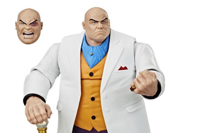 Marvel Retro Collection Kingpin Figure – Hasbro Pulse