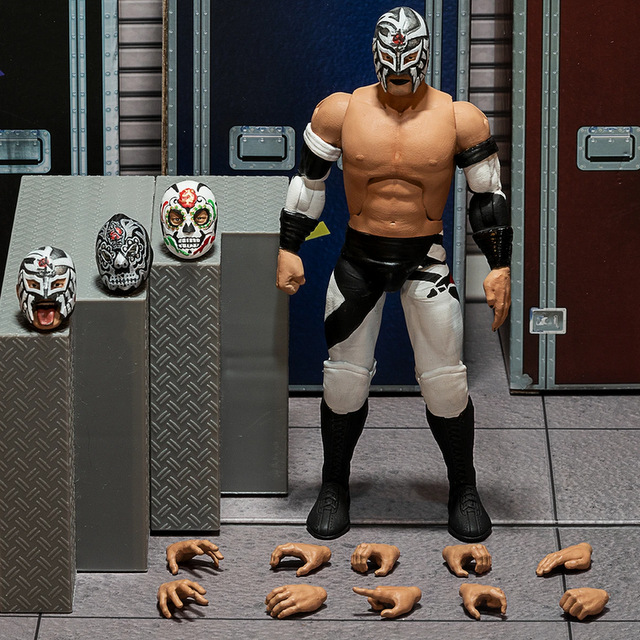 New Japan Pro-Wrestling Ultimate - Bushi (Pre-Order) – at merch stand