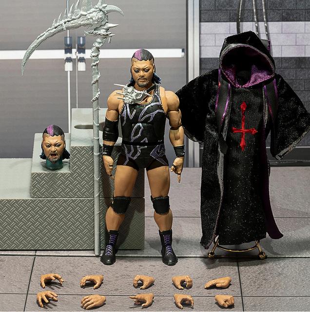 New Japan Pro-Wrestling Ultimate - Evil (Pre-Order) – Super7preorder - at merch stand