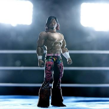 New Japan Pro-Wrestling Ultimate - Hiromu Takahashi (Pre-Order) – Super7preorder - in ring