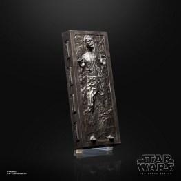 STAR WARS THE BLACK SERIES 6-INCH HAN SOLO (CARBONITE) Figure - oop (2)