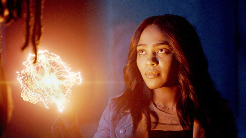 black lightning book of blood chapter three the sange review - jennifer shows her powers