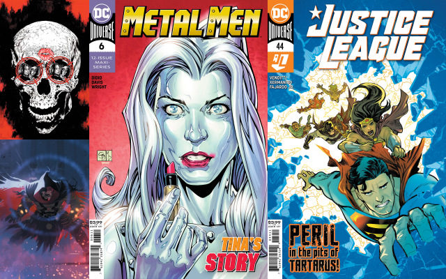 dc comics 5-12-20