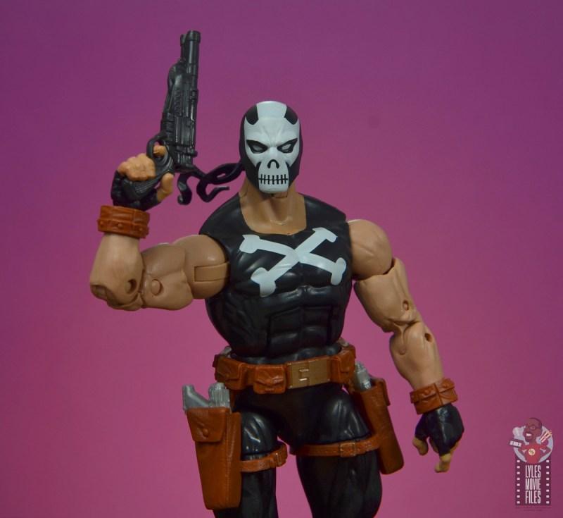 marvel legends crossbones figure review - raising guns
