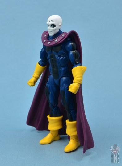 marvel legends morph figure review - left side
