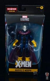 marvel legends morph figure review - package front