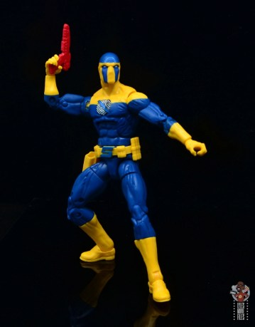 marvel legends spymaster figure review - ready for action