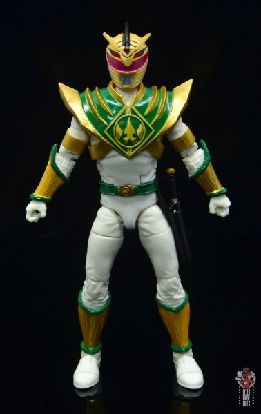 power rangers lightning collection lord drakkon figure review - front