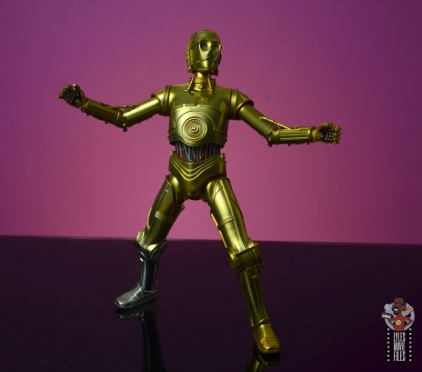 sh figuarts star wars c-3p0 figure review - falling back
