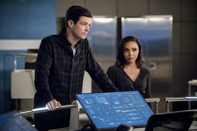 the flash liberation review - barry and cecile