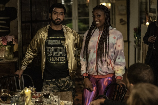 the lovebirds review - kumail nanjiani and issa rae