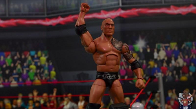 wwe elite royal rumble the rock figure review - main pic