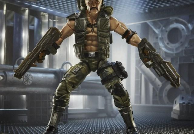 G.I. Joe Classified Series 6-Inch Gung Ho Action Figure - main shot