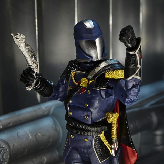 GI Joe Classified Series - Cobra Commander - Image 1