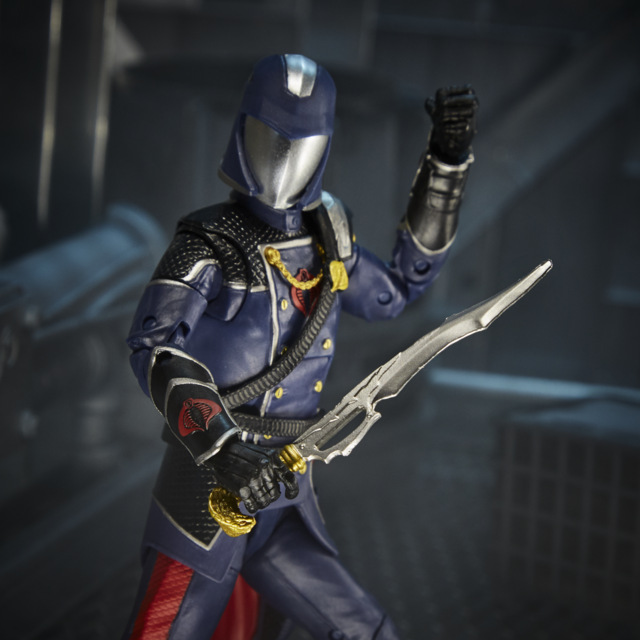 GI Joe Classified Series - Cobra Commander - Image 2