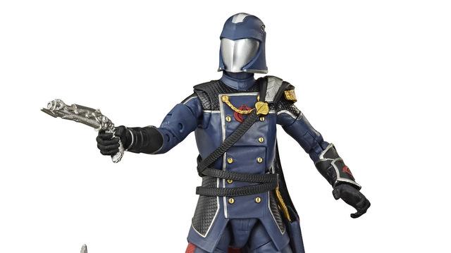 GI Joe Classified Series - Cobra Commander - OOP-001