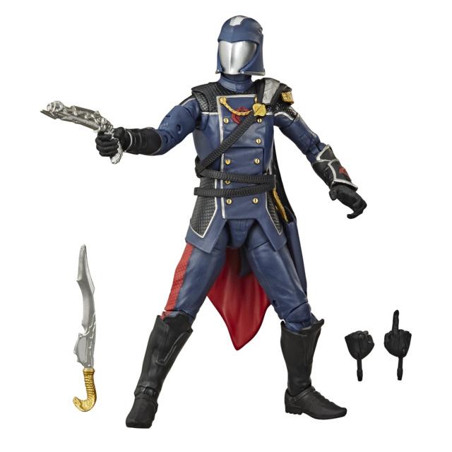 GI Joe Classified Series -Cobra Commander - OOP