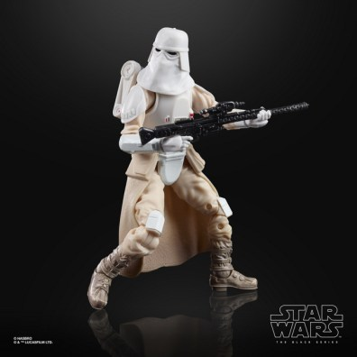 STAR WARS THE BLACK SERIES 40TH ANNIVERSARY 6-INCH Figure Assortment - IMPERIAL SNOWTROOPER - oop (4)