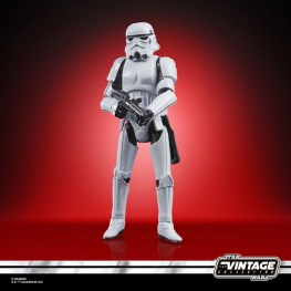 STAR WARS THE VINTAGE COLLECTION CARBON-FREEZING CHAMBER Playset INCLUDED STORMTROOPER - oop (1)