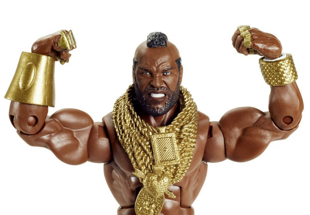 WWE Mr. T Elite Collection Action Figure - 2020 Convention Exclusive main pic