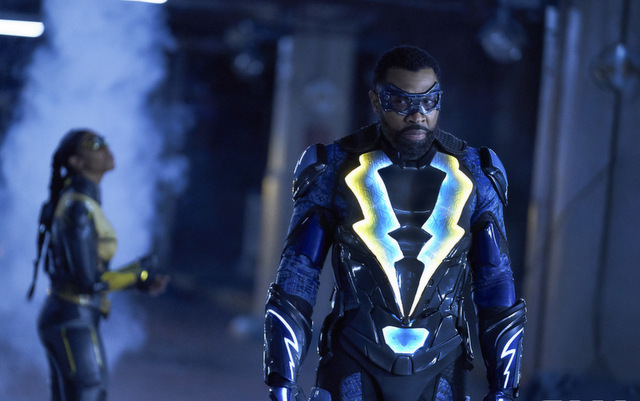 black lightning the book of the apocalypse chapter one the alpha review - thunder and black lightning