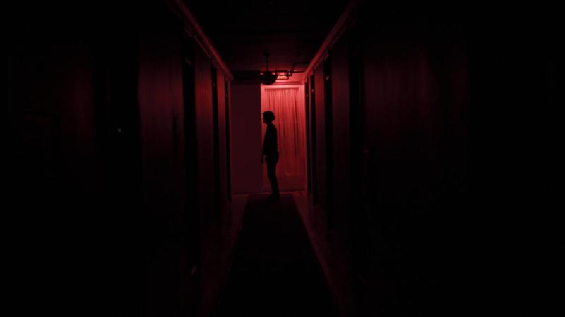 followed movie review - figure in the hallway