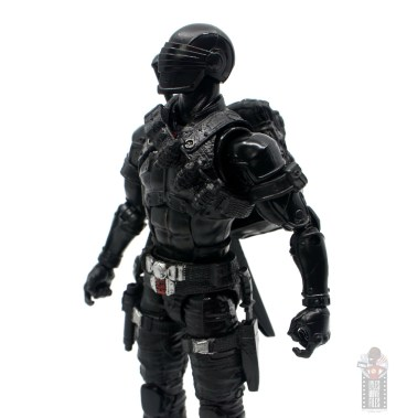 gi joe classified series snake eyes figure review - outfit details