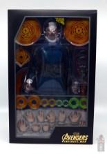 hot toys avengers infinity war doctor strange figure review -inner package