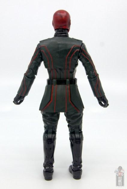 marvel legends marvel studios 10 years red skull figure review - rear