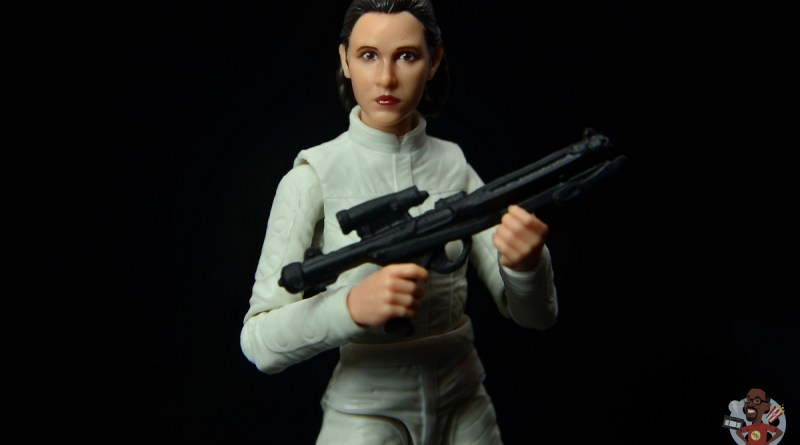 star wars the black series princess leia bespin escape figure review - main pic
