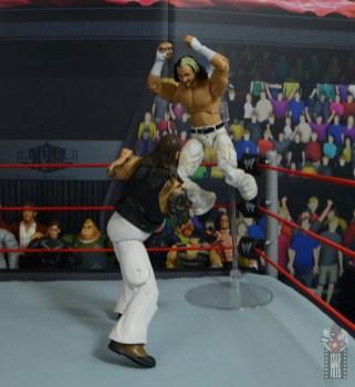 wwe elite wrestlemania woken matt hardy figure review - flying axe handle