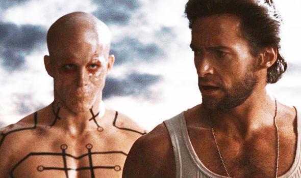 x-men-origins-wolverine-deadpool and wolverine