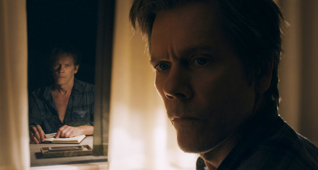 you should have left review - kevin bacon