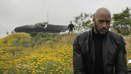 Agents of shield adapt or die review - Mack