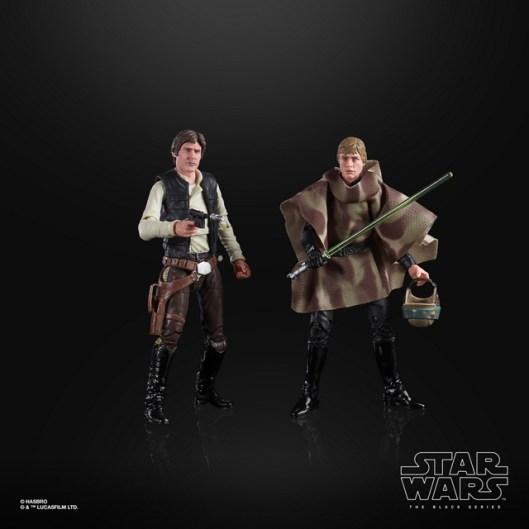 Star Wars The Black Series Heroes of Endor Figure Set -oop (3)
